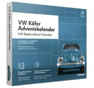Cover-Bild zu Franzis Verlag (Hrsg.): VW Käfer Adventskalender