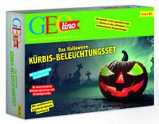Cover-Bild zu FRANZIS (Hrsg.): GEOlino Das Halloween Kürbis-Beleuchtungsset