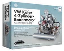 Cover-Bild zu Franzis Verlag (Hrsg.): VW Käfer 4-Zylinder-Boxermotor