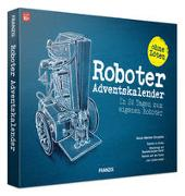 Cover-Bild zu FRANZIS Verlag (Hrsg.): Roboter Adventskalender - ohne Löten