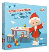 Cover-Bild zu FRANZIS (Hrsg.): Adventskalender Sandmännchen Bastelspaß