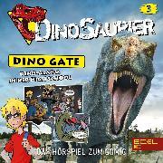 Cover-Bild zu Hector, Christian: Folge 3: Dino-Alarm in der High School (Das Hörspiel zum Comic) (Audio Download)