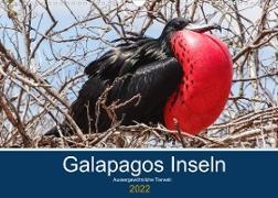 Cover-Bild zu Photography, Iam: Tierwelt auf Galapagos (Wandkalender 2022 DIN A3 quer)