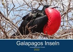 Cover-Bild zu Photography, Iam: Tierwelt auf Galapagos (Tischkalender 2022 DIN A5 quer)