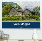 Cover-Bild zu Photography, Iam: Valle Maggia - Entdecken Sie das Maggiatal im Tessin (Premium, hochwertiger DIN A2 Wandkalender 2022, Kunstdruck in Hochglanz)