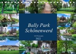 Cover-Bild zu Photography, Iam: Bally Park Schönenwerd (Tischkalender 2022 DIN A5 quer)