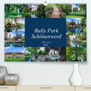 Cover-Bild zu Photography, Iam: Bally Park Schönenwerd (Premium, hochwertiger DIN A2 Wandkalender 2022, Kunstdruck in Hochglanz)