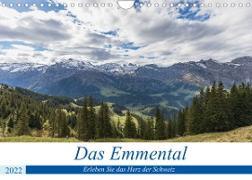 Cover-Bild zu Photography, Iam: Das Emmental (Wandkalender 2022 DIN A4 quer)