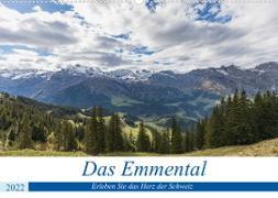 Cover-Bild zu Photography, Iam: Das Emmental (Wandkalender 2022 DIN A2 quer)