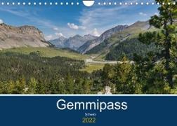 Cover-Bild zu Photography, Iam: Wanderung über den Gemmipass (Wandkalender 2022 DIN A4 quer)