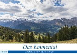 Cover-Bild zu Photography, Iam: Das Emmental (Wandkalender 2022 DIN A3 quer)