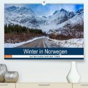Cover-Bild zu Photography, Iam: Winter in Norwegen (Premium, hochwertiger DIN A2 Wandkalender 2022, Kunstdruck in Hochglanz)