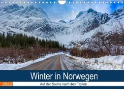 Cover-Bild zu Photography, Iam: Winter in Norwegen (Wandkalender 2022 DIN A4 quer)