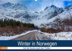 Cover-Bild zu Photography, Iam: Winter in Norwegen (Wandkalender 2022 DIN A2 quer)