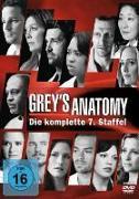 Cover-Bild zu Rhimes, Shonda (Reg.): Grey's Anatomy - 7. Staffel