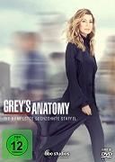 Cover-Bild zu Rhimes, Shonda (Reg.): Grey's Anatomy - 16. Staffel