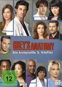 Cover-Bild zu Rhimes, Shonda (Reg.): Grey's Anatomy - 3. Staffel