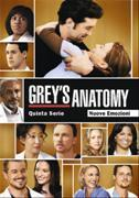 Cover-Bild zu Rhimes, Shonda (Reg.): Grey's Anatomy - 5 Serie