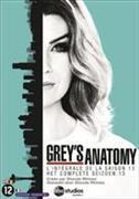 Cover-Bild zu Rhimes, Shonda (Reg.): Grey's Anatomy - Saison 13