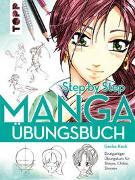 Cover-Bild zu Keck, Gecko: Manga Step by Step Übungsbuch