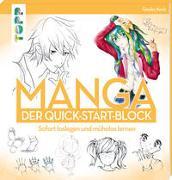 Cover-Bild zu Keck, Gecko: Manga. Der Quick-Start-Block