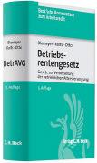 Cover-Bild zu Blomeyer, Wolfgang: Betriebsrentengesetz