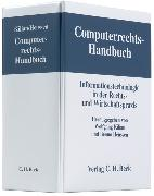 Cover-Bild zu Taeger, Jürgen (Hrsg.): Computerrechts-Handbuch - Computerrechts-Handbuch