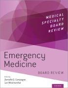 Cover-Bild zu Campagne, Danielle (Hrsg.): Emergency Medicine Board Review (eBook)