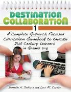 Cover-Bild zu Carter, Lori: Destination Collaboration 1