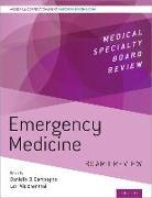 Cover-Bild zu Campagne, Danielle (Hrsg.): Emergency Medicine Board Review