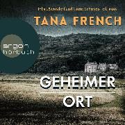 Cover-Bild zu French, Tana: Geheimer Ort (Audio Download)