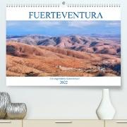 Cover-Bild zu Kruse, Joana: Fuerteventura, die ungezähmte Kanareninsel (Premium, hochwertiger DIN A2 Wandkalender 2022, Kunstdruck in Hochglanz)