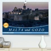 Cover-Bild zu Kruse, Joana: Malta und Gozo Paradies im Mittelmeer (Premium, hochwertiger DIN A2 Wandkalender 2022, Kunstdruck in Hochglanz)