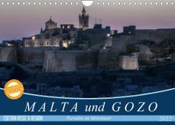 Cover-Bild zu Kruse, Joana: Malta und Gozo Paradies im Mittelmeer (Wandkalender 2022 DIN A4 quer)
