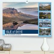 Cover-Bild zu Kruse, Joana: Isle of Skye, die raue schottische Schönheit (Premium, hochwertiger DIN A2 Wandkalender 2022, Kunstdruck in Hochglanz)