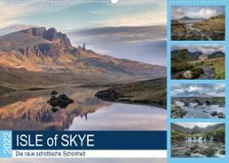 Cover-Bild zu Kruse, Joana: Isle of Skye, die raue schottische Schönheit (Wandkalender 2022 DIN A2 quer)