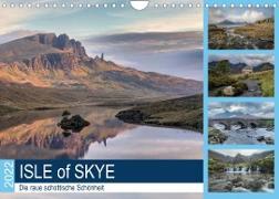 Cover-Bild zu Kruse, Joana: Isle of Skye, die raue schottische Schönheit (Wandkalender 2022 DIN A4 quer)