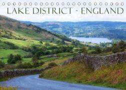 Cover-Bild zu Kruse, Joana: Lake District England (Tischkalender 2022 DIN A5 quer)
