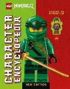 Cover-Bild zu Hugo, Simon: LEGO Ninjago Character Encyclopedia New Edition