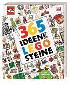 Cover-Bild zu Hugo, Simon: 365 Ideen für deine LEGO® Steine