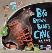 Cover-Bild zu Zommer, Yuval: Big Brown Bear's Cave
