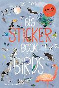 Cover-Bild zu Zommer, Yuval: The Big Sticker Book of Birds