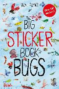 Cover-Bild zu Zommer, Yuval: The Big Sticker Book of Bugs