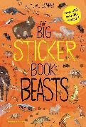 Cover-Bild zu Zommer, Yuval: The Big Sticker Book of Beasts