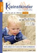 Cover-Bild zu Zimmer, Renate: Mit allen Sinnen die Welt erfahren (eBook)