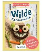 Cover-Bild zu Ries, Wolfgang: Wilde Kinderküche   Gesund und lecker kochen und backen für und mit Kindern   Kochen mit heimischen Wildkräutern, Früchten und Pflanzen   für Allergiker geeignet
