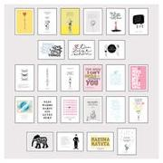 Cover-Bild zu Wirth, Lisa: Stay inspired - Postkartensprüche 3