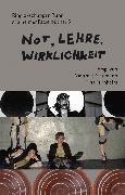 Cover-Bild zu Wirth, Christoph: Not, Lehre, Wirklichkeit (eBook)