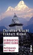 Cover-Bild zu Kracht, Christian: Gebrauchsanweisung für Kathmandu und Nepal