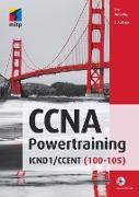 Cover-Bild zu Amberg, Eric: CCNA Powertraining (eBook)
